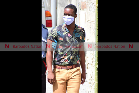 Man remanded on firearm, ammunition charge