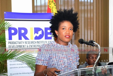 Branding key to selling Bajan and Caribbean products, says Caddle