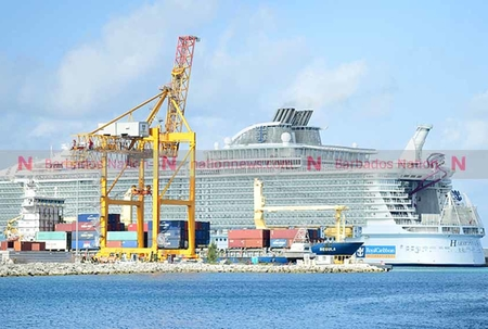 UPDATE: Harmony Of The Seas arrives with more than 4 000 crew