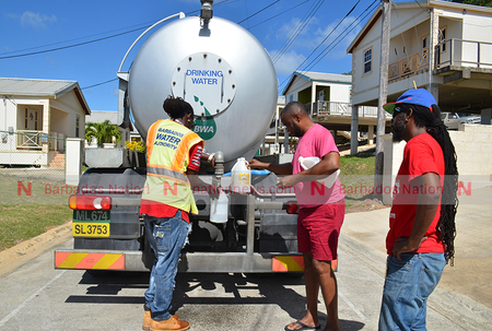 BWA pumping stations in North offline