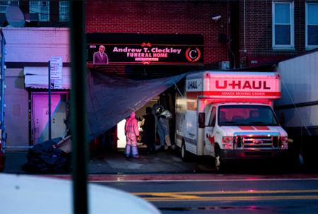 New York funeral home under investigation