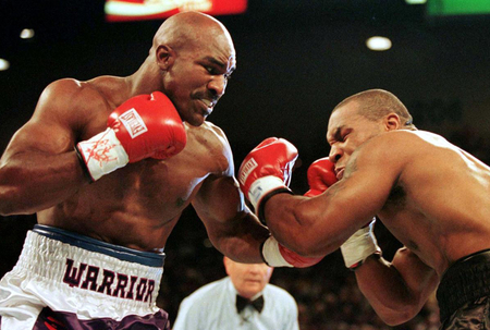 Holyfield willing to fight Tyson for charity