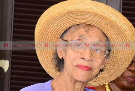 Dame Patricia  dies