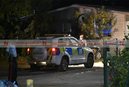 Report of shooting at Country Road