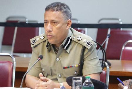 Trinidad's top cop: We are prepared
