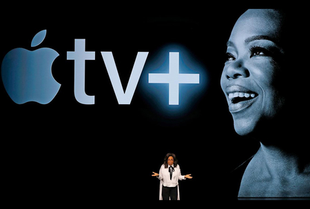 Oprah to tackle racism in new series