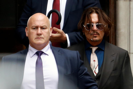 Abuse allegations are a hoax, says Depp