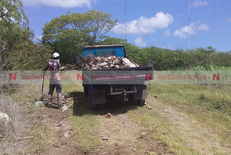 Two more illegal dumpers made to clean up