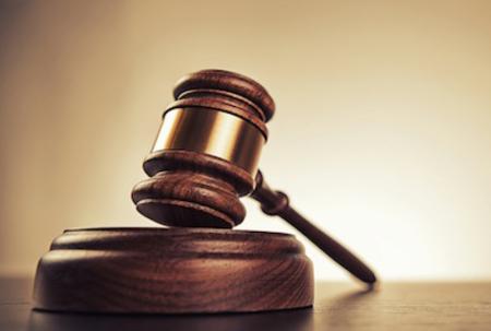 District D Court notice