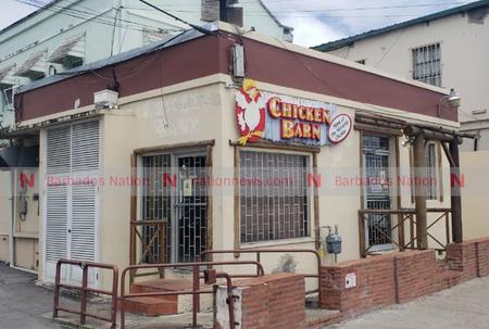 Three Chicken Barns closed