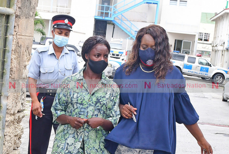 Visitor reprimanded and discharged for breaching public health protocols