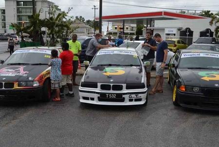 RallyCross a unique race, says champ