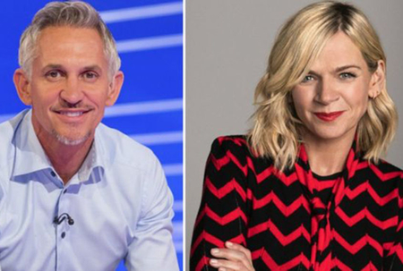 BBC publishes salaries of top presenters