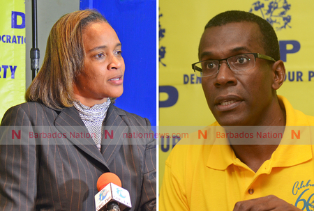 Slate set for DLP elections