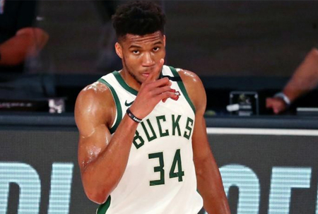 Bucks forward is NBA's Most Valuable Player for second year