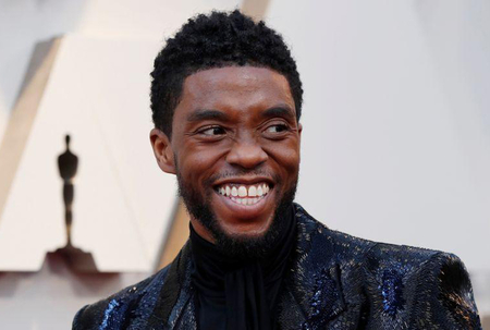 MTV dedicates awards to Boseman