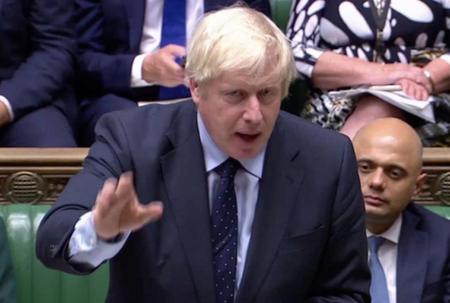 EU puts pressure on Johnson