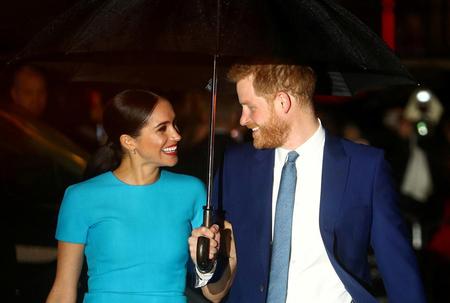 Meghan and Harry sign Netflix deal