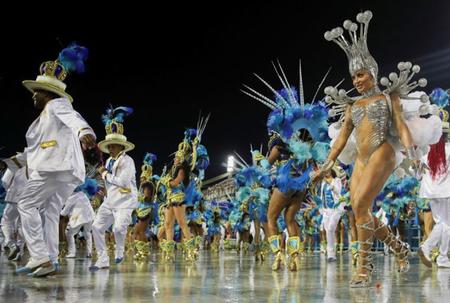 Brazil Carnival delayed