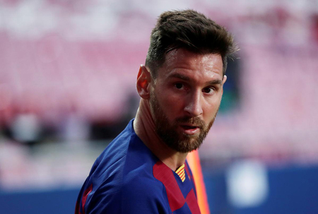 Forbes: Messi still wealthiest soccer player