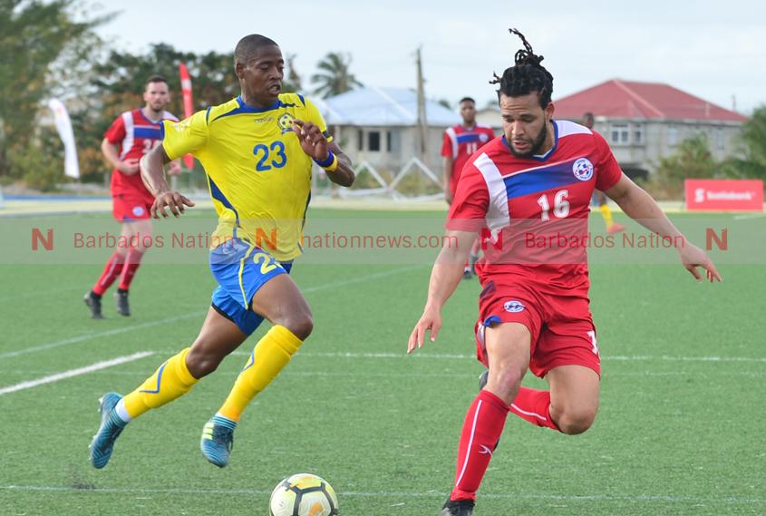 Barbados to battle Bermuda