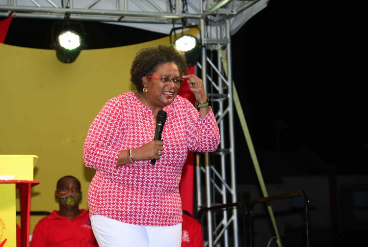 Mottley lambastes Franklyn