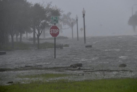 Slow-moving storms a new threat