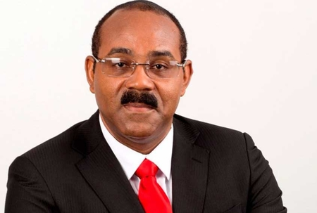 Antigua PM writes letter to president Biden