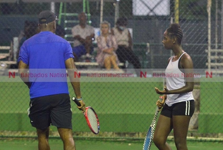 Top seeds crash out of mixed doubles