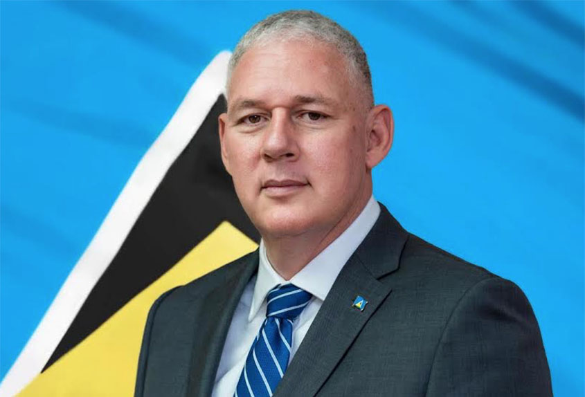 Chastanet willing to  take COVID vaccine