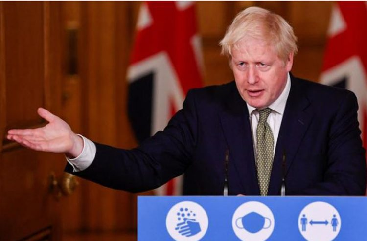British P.M. self-isolating after COVID contact