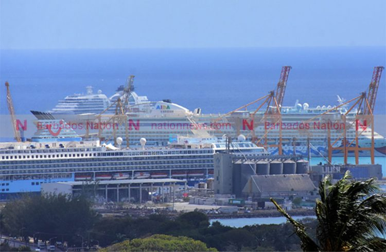 Barbados wins Seatrade Cruise Destination Of The Year Award
