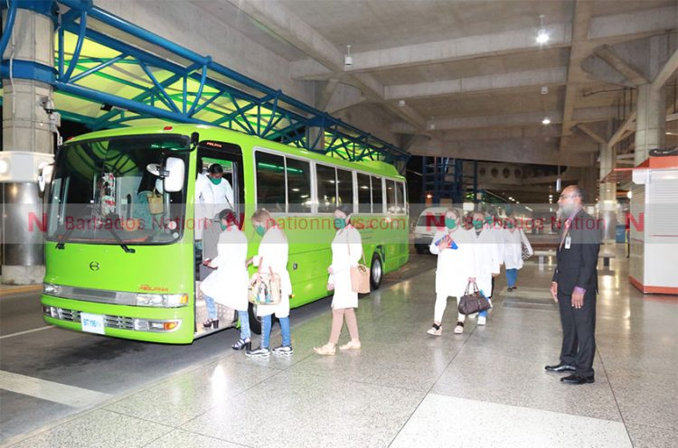 Cuban nurses to work for another six months