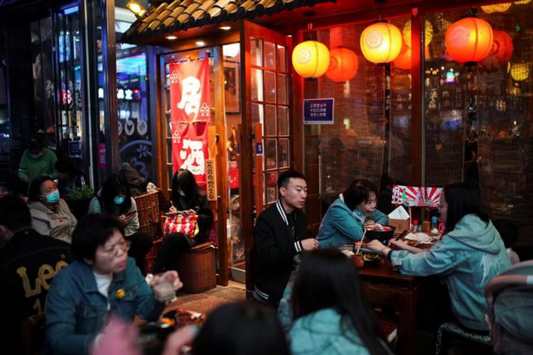 China's economy recovering from COVID