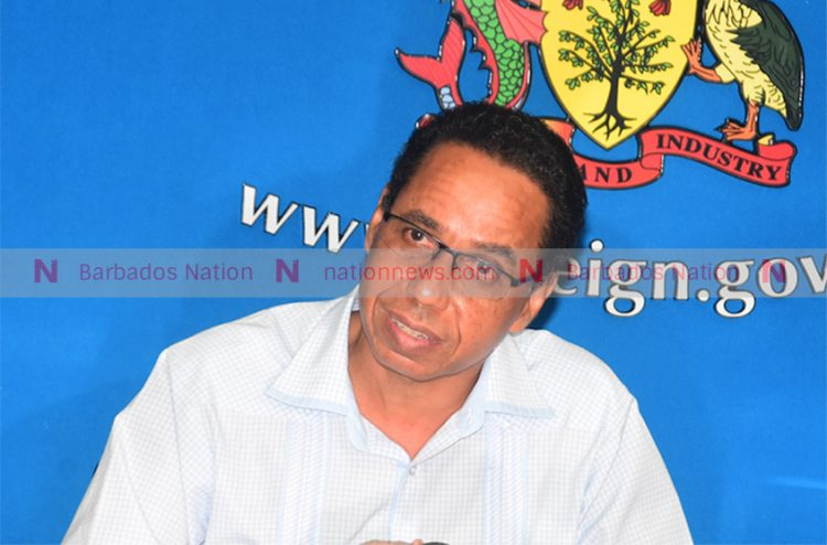 It is our CXC, says Comissiong