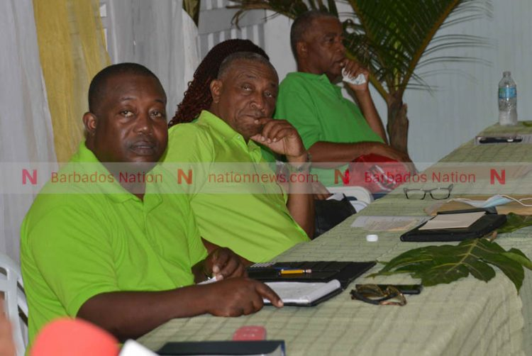 PdP confirms Walrond will run in St George North
