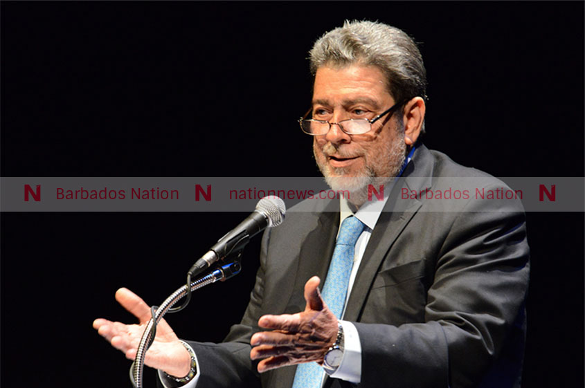 Gonsalves opposed to curfews, declares two public holidays
