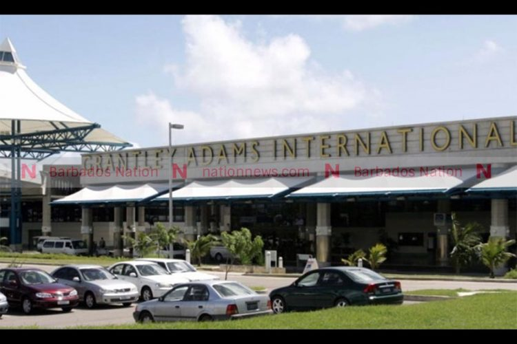 Airport closure extended