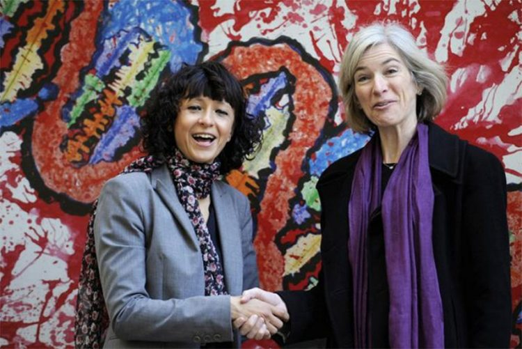 Female creators of genetic 'scissors' win Nobel Prize