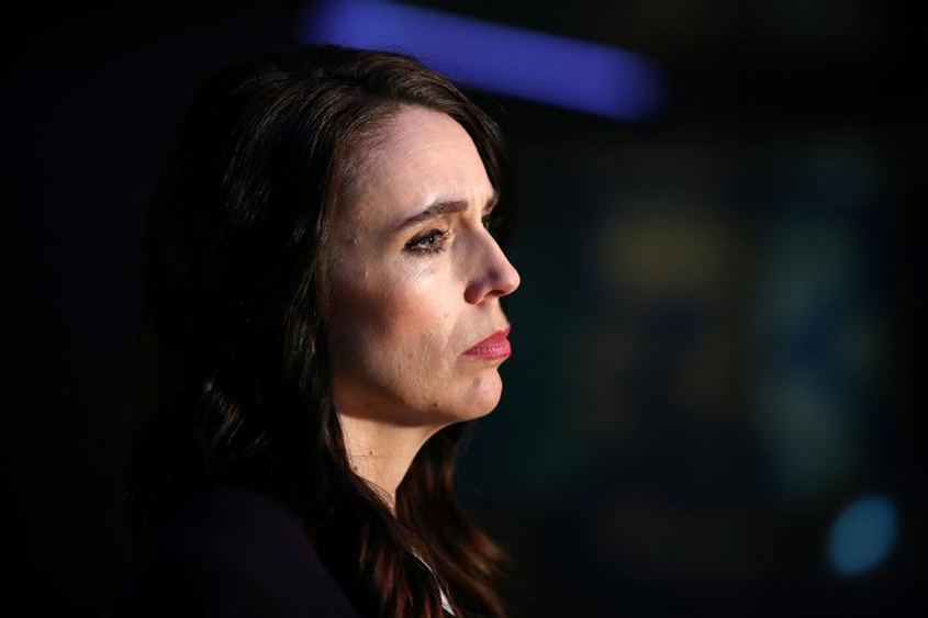 Ardern on track for historic election victory