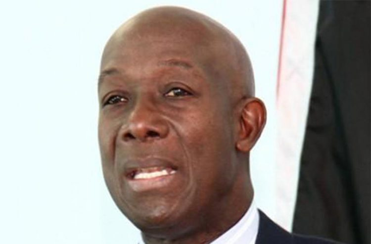 Rowley: Caricom rallying to help St Vincent