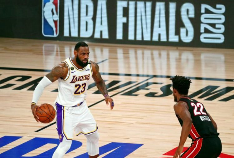 Lakers win 17th NBA title