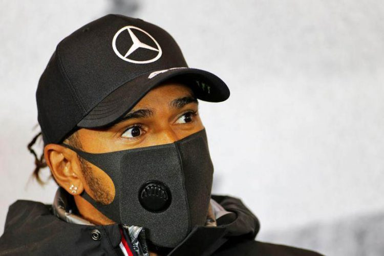 Hamilton against cutting trees for new track in Brazil