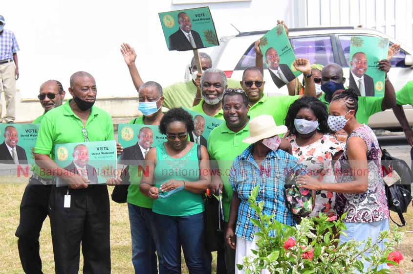 Nomination Day: Franklyn decries election breaches