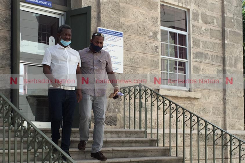 Tearful chef remanded