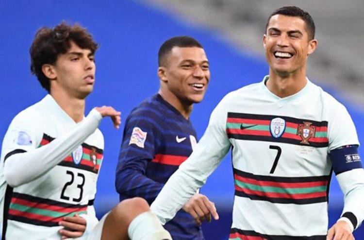 Ronaldo tests postive for COVID-19