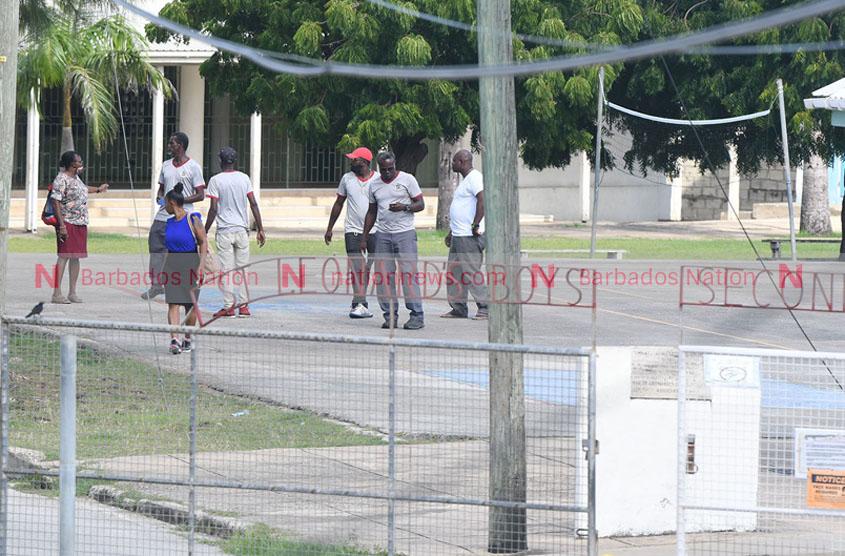 Masked men target St Leonard's School safe