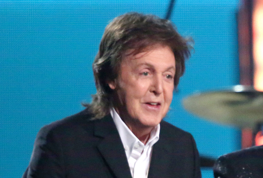New music from former Beatle, Sir Paul, in December