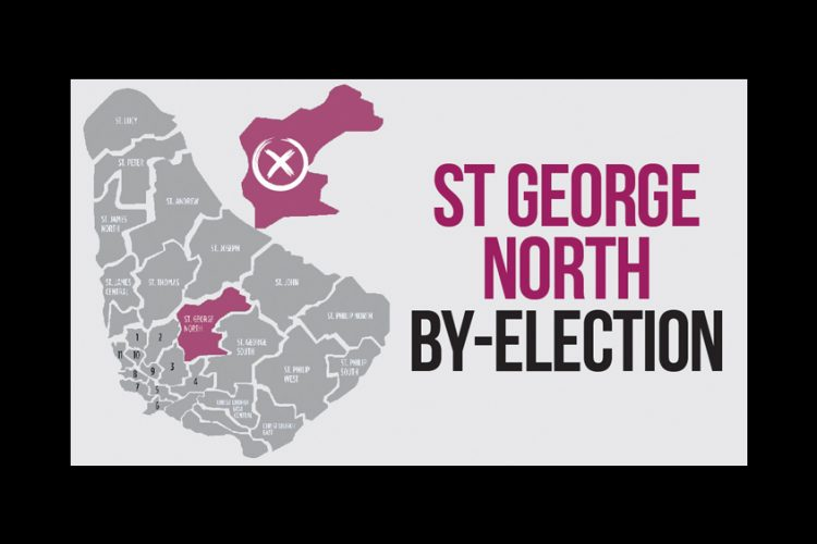 25 polling stations in St George North