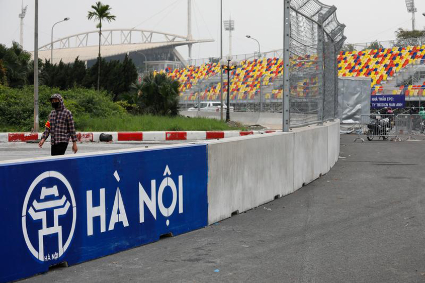 Vietnam Formula One race cancelled